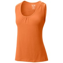 Mountain Hardwear DrySpun Tank Top - UPF 25 (For Women) in Koi - Closeouts