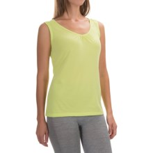 Mountain Hardwear DrySpun Tank Top - UPF 25 (For Women) in Tippet - Closeouts
