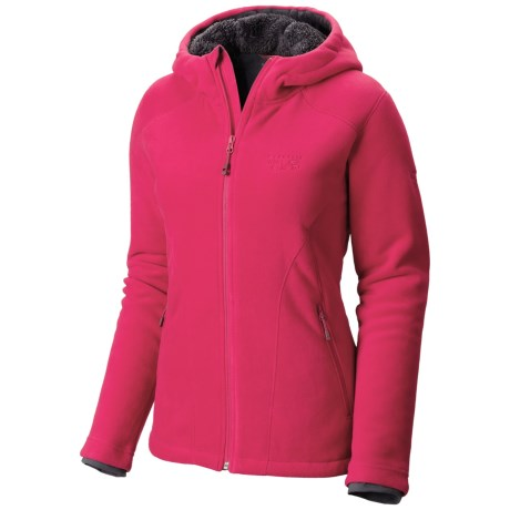 Mountain Hardwear Dual Fleece Hooded Jacket
