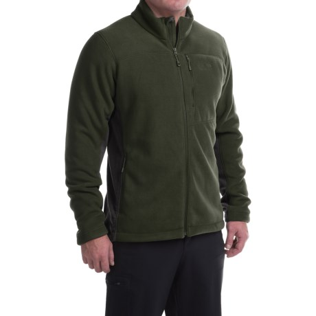 Mountain Hardwear Dual Fleece Jacket Reviews - Trailspace.com