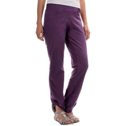 Mountain Hardwear Dynama Pants (For Women) in Blurple - Closeouts