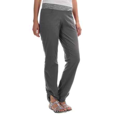 Mountain Hardwear Dynama Pants (For Women) in Graphite - Closeouts