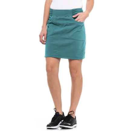 Mountain Hardwear Dynama Skirt (For Women) in Cloudburst - Closeouts