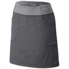 Mountain Hardwear Dynama Skirt (For Women) in Graphite - Closeouts