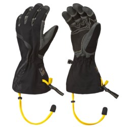 Mountain Hardwear Echidna EPC Gloves - Waterproof, Insulated (For Women) in Black