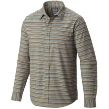 Mountain Hardwear El Cerrito Shirt - UPF 25, Long Sleeve (For Men) in Bluesteel - Closeouts
