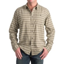 Mountain Hardwear El Cerrito Shirt - UPF 25, Long Sleeve (For Men) in Peatmoss - Closeouts