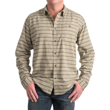 Mountain Hardwear El Cerrito Shirt UPF 25, Long Sleeve (For Men)