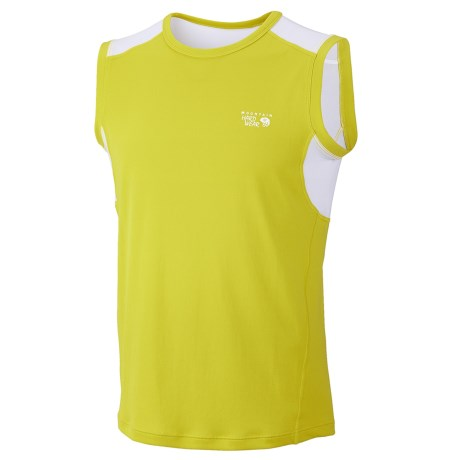 Mountain Hardwear Elmoro Tank Top - UPF 25 (For Men) in Zour