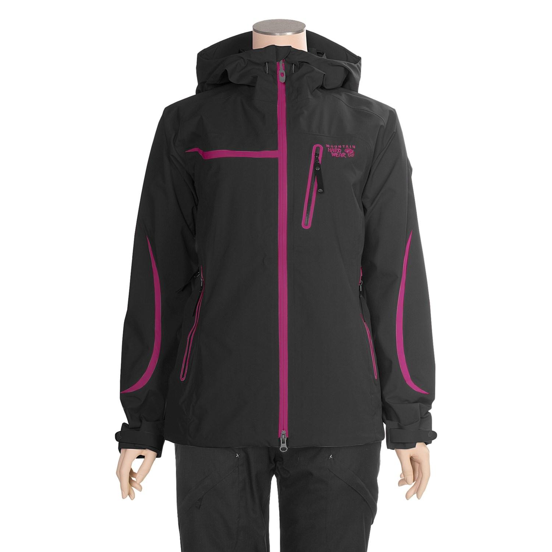 mountain hardwear emporia gore tex pro shell jacket. Black Bedroom Furniture Sets. Home Design Ideas
