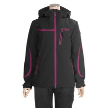 Mountain Hardwear Emporia Gore Tex® Pro Shell Jacket - Waterproof (For Women) in Black - Closeouts