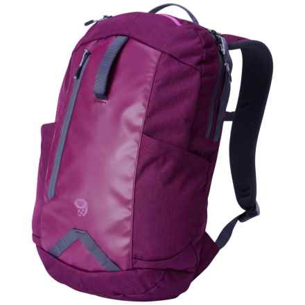 Mountain Hardwear Enterprise Backpack - 21L in Dark Raspberry - Closeouts