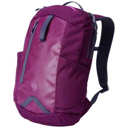 Mountain Hardwear Enterprise Backpack - 21L in Dark Raspberry - Closeouts