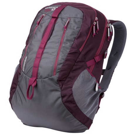 Mountain Hardwear Enterprise Backpack in Black Cherry