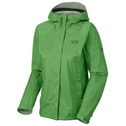 Mountain Hardwear Epic Dry.Q Core Jacket - Waterproof (For Women) in Steam