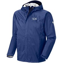 Mountain Hardwear Epic Dry.Q Jacket - Waterproof (For Men) in Royal - Closeouts