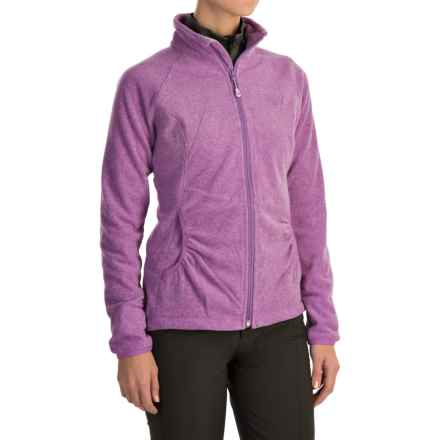 Mountain Hardwear Escalon Heather Fleece Jacket (For Women) in Heather Northern Lights - Closeouts