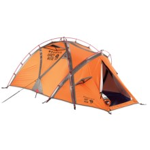 Mountain Hardwear EV 2 Tent - 2-Person, 4-Season in Apricot - Closeouts