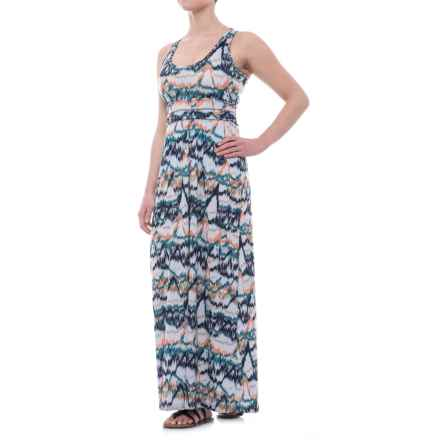 Mountain Hardwear Everyday Perfect Maxi Dress - UPF 25, Sleeveless (For Women) in Atmosfear - Closeouts