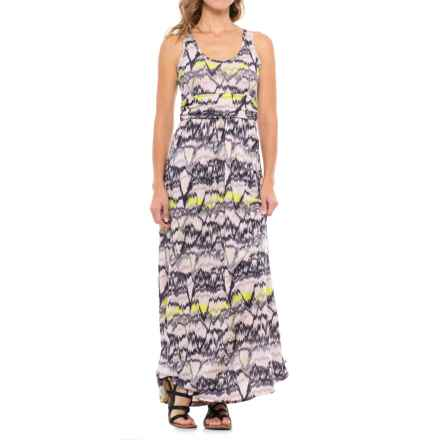 Mountain Hardwear Everyday Perfect Maxi Dress - UPF 25, Sleeveless (For Women) in Suave Mauve - Closeouts