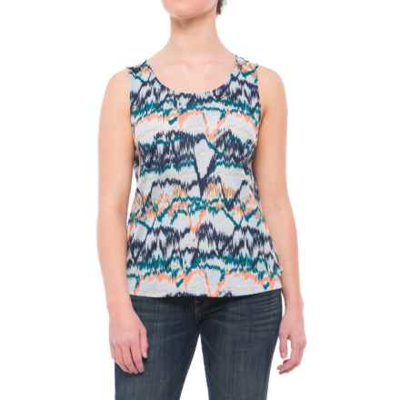 Mountain Hardwear Everyday Perfect Printed Tank Top - UPF 25 (For Women) in Atmosfear - Closeouts