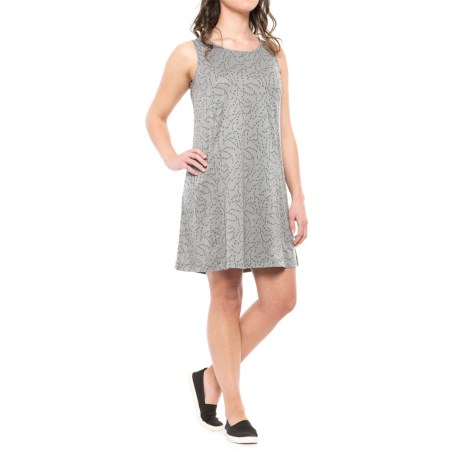 Mountain Hardwear Everyday Perfect Tank Dress - UPF 25, Sleeveless (For Women) in Manta Grey