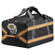 Mountain Hardwear Expedition Duffel Bag - Small in Black - Closeouts