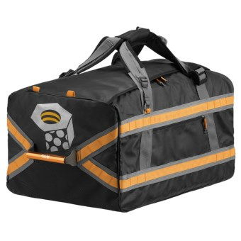 Mountain Hardwear Expedition Duffel Bag - Small in Black