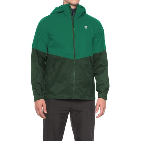 Image of Mountain Hardwear Exponent Jacket - Waterproof (For Men)