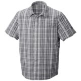 Mountain Hardwear Fallon Shirt - UPF 50, Short Sleeve (For Men)