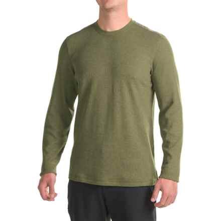 Mountain Hardwear Fallon Thermal Shirt - Long Sleeve (For Men) in Stone Green - Closeouts