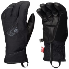 Mountain Hardwear Fanatic OutDry® Thermal.Q Elite Gloves - Insulated (For Women) in Black - Closeouts