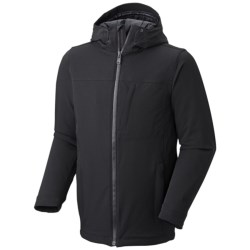 Mountain Hardwear Felix II Jacket - Insulated (For Men) in Shark