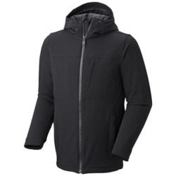 Mountain Hardwear Felix II Jacket - Insulated (For Men) in Shark