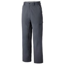 Mountain Hardwear Finder Pants - UPF 50 (For Men) in Graphite