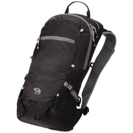 Mountain Hardwear Fluid 12 Backpack in Black - Closeouts