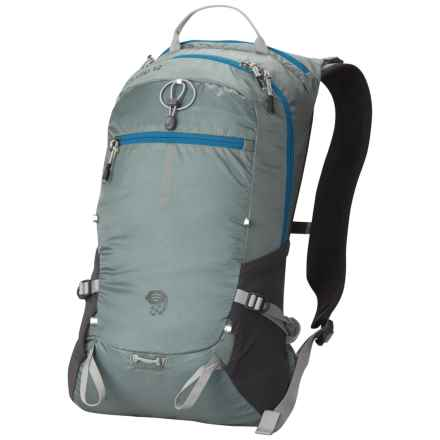 Mountain Hardwear Fluid 12 Backpack in Ice Shadow - Closeouts