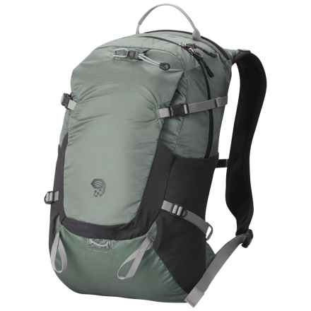 Mountain Hardwear Fluid 18 Backpack in Ice Shadow - Closeouts