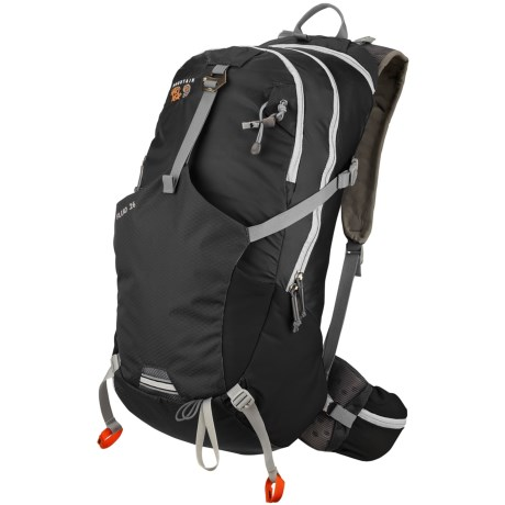 Mountain Hardwear Fluid 26 Backpack in Black
