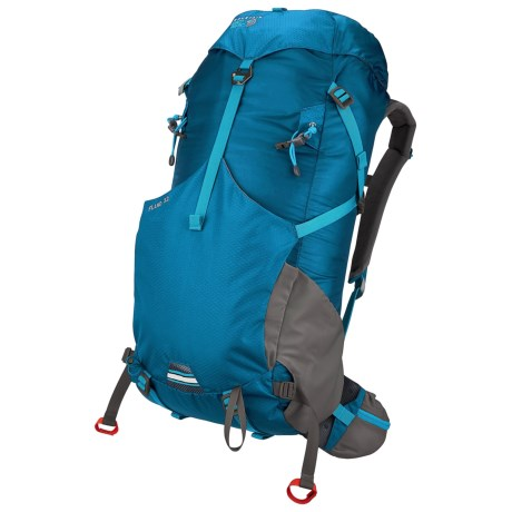 Mountain Hardwear Fluid 32 Backpack in Bay Blue