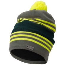 Mountain Hardwear Freddies Beanie Hat - Wool (For Men) in Sherwood - Closeouts