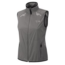 Mountain Hardwear Geist Vest (For Women) in Titanium - Closeouts