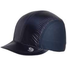 Mountain Hardwear Ghost Lite Cap - Cool.Q ZERO (For Men and Women) in Collegiate Navy - Closeouts