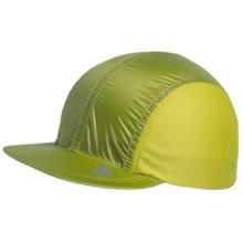 Mountain Hardwear Ghost Lite Cap - Cool.Q ZERO (For Men and Women) in Python Green - Closeouts