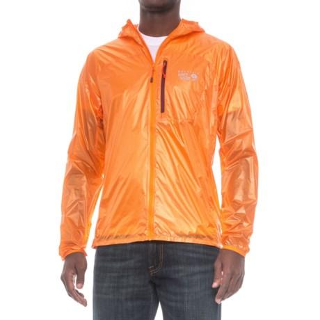 Mountain Hardwear Ghost Lite Jacket (For Men) in Alpin Orange