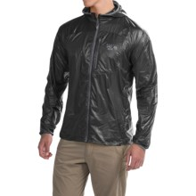 Mountain Hardwear Ghost Lite Jacket (For Men) in Black - Closeouts