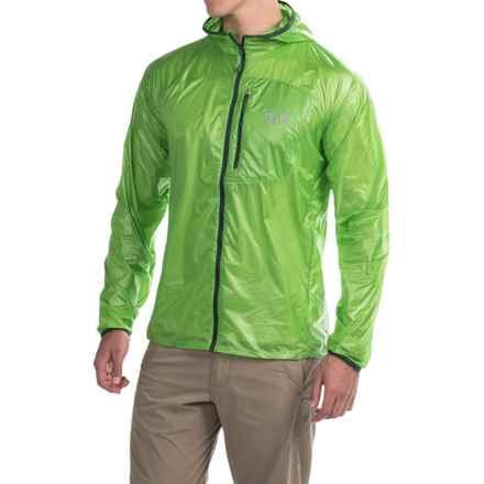 Mountain Hardwear Ghost Lite Jacket (For Men) in Cyber Green - Closeouts