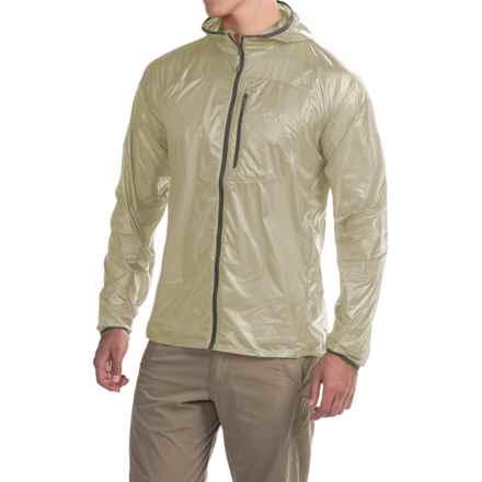 Mountain Hardwear Ghost Lite Jacket (For Men) in Stone - Closeouts