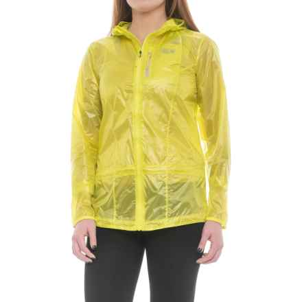 Mountain Hardwear Ghost Lite Jacket (For Women) in Sticky Note - Closeouts