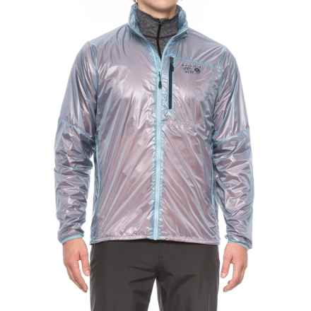 Mountain Hardwear Ghost Lite Pro Jacket (For Men) in Grey Goose - Closeouts